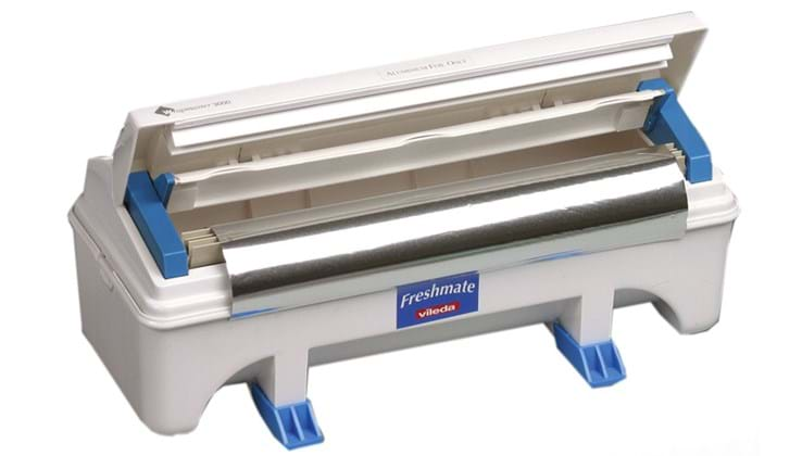 Vileda wrapmaster dispenser 30cm tbv cateringfilm