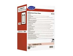 Suma Auto Oven Clean D9.10 safepack 10ltr