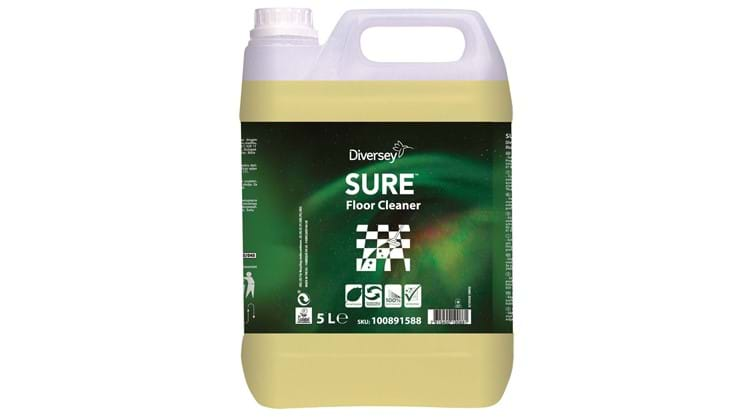 Sure Floor Cleaner 5ltr