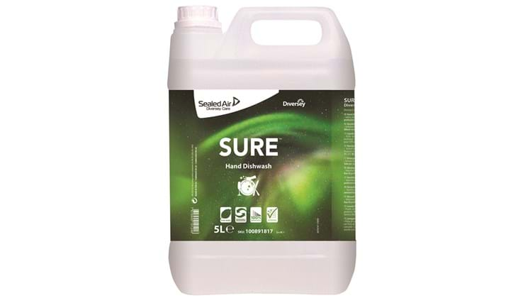 Sure Hand Dishwash 5ltr