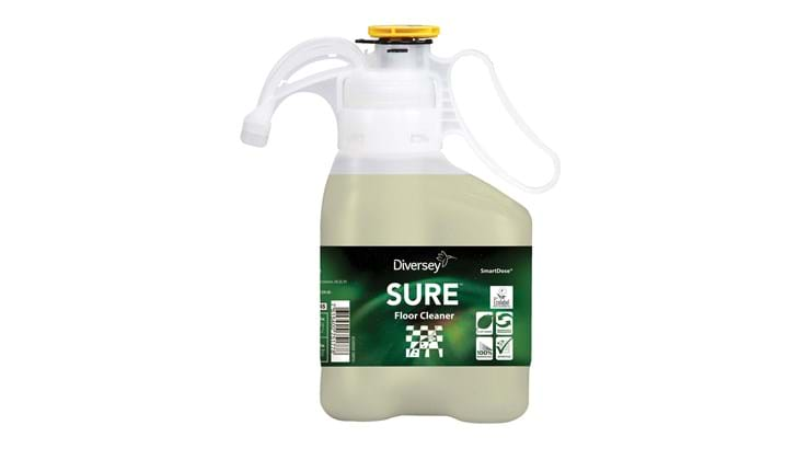 Sure Floor Cleaner SmartDose 1.4ltr