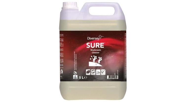 Sure Washroom Cleaner 5ltr