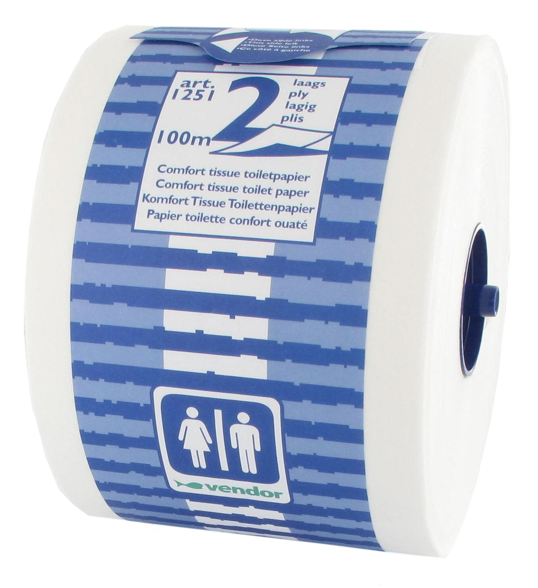 Vendor Toiletpapier 1252.Vendor Tradition Toiletrolhouder De Vries Schoonmaak