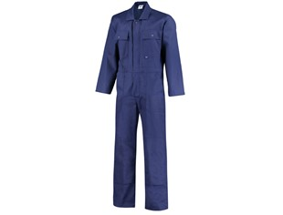 Orcon basics overall London  donkerblauw maat 46