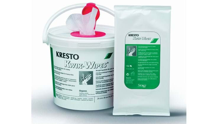 Kresto Kwik Wipes 10st