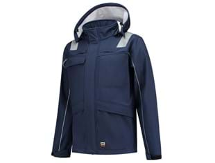 Tricorp softshell multinorm jack  inktblauw maat XS