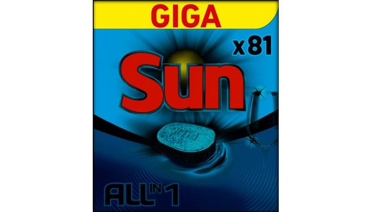 Sun Tablets All-in-1 81st