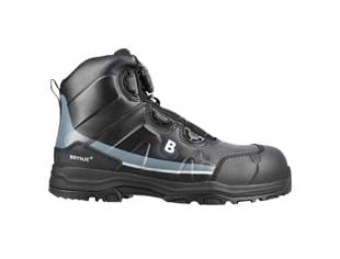 Unger The Belt nylon riem zwart