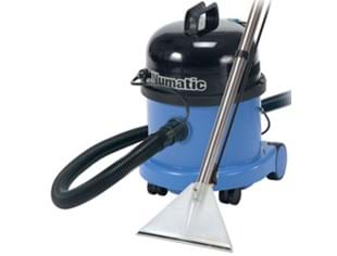 Numatic CT 370-2 Sproei-extractie machine A40A incl. kit A40A 230V blauw