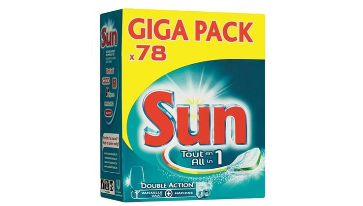 Sun Tablets All-in-1 78st
