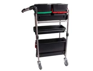 CaluClean Cleaning Trolley Micro