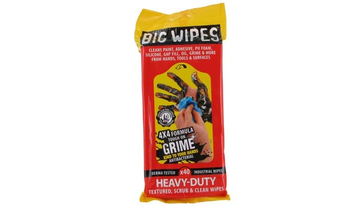 Big-Wipes reinigingsdoek 40st