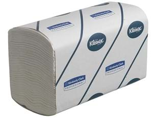 Kleenex Ultra handdoeken interfold 2-lgs medium 15 x 124 doeken wit