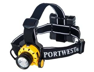 Portwest ultra power hoofdlamp